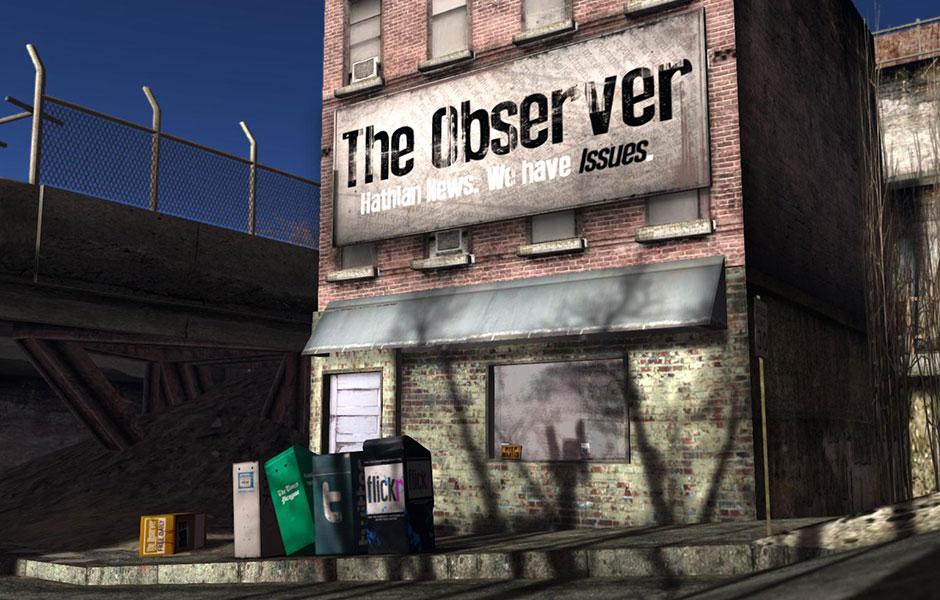 STOCK - Observer