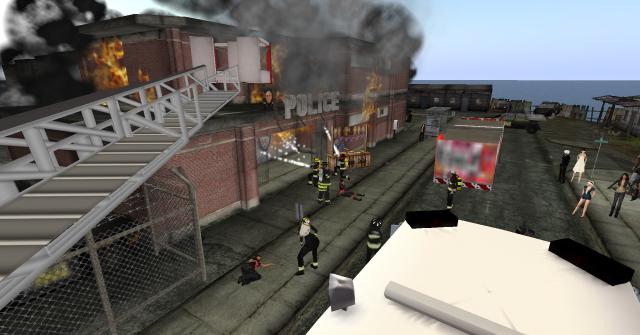 Riot Brings Down HPD