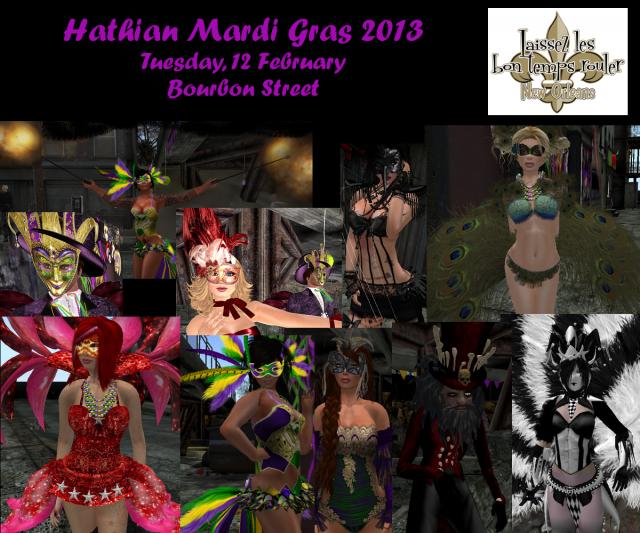 Hathian Mardi Gras 2013