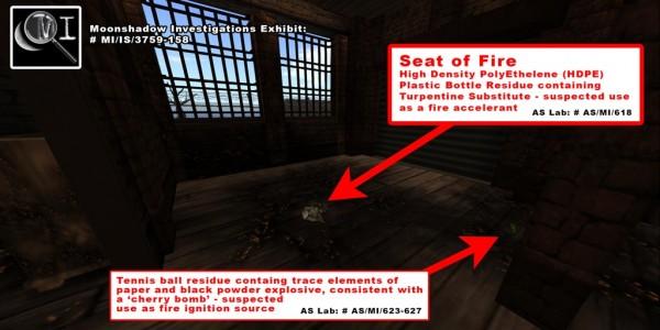 FIRE DAMAGE ANALYSIS